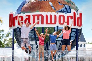 Photo from Dreamworld.com.au