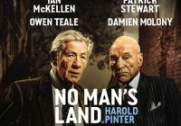 National Theatre Live No Mans Land