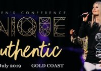 Unique Womens Conference 2019 Photo From Eventbrite Website